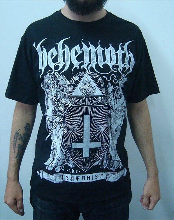 Camiseta Behemoth - The Satanist