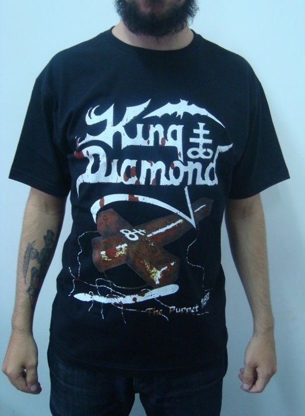 Camiseta King Diamond - Puppet Master