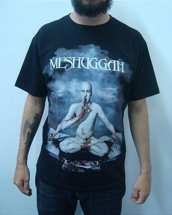Camiseta Meshuggah