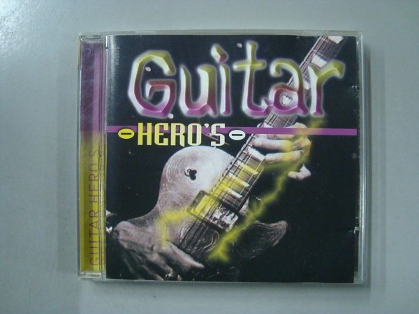 CD Guitar Hero's - Coletânea