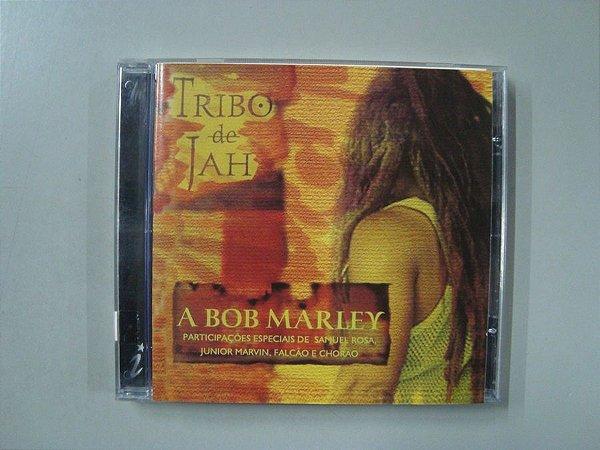 CD Tribo de Jah -A Bob Marley