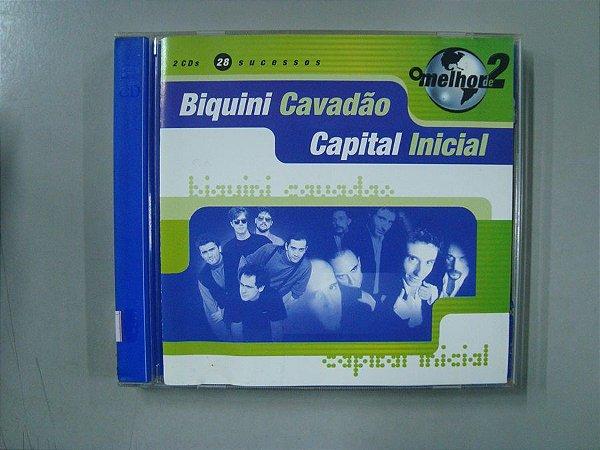 CD Biquini Cavadão + Capital Inicial - O melhor de 2