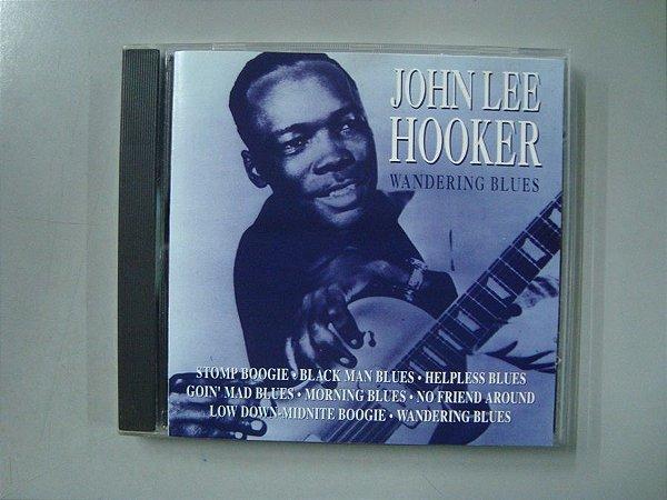 CD John Lee Hooker - Wandering Blues