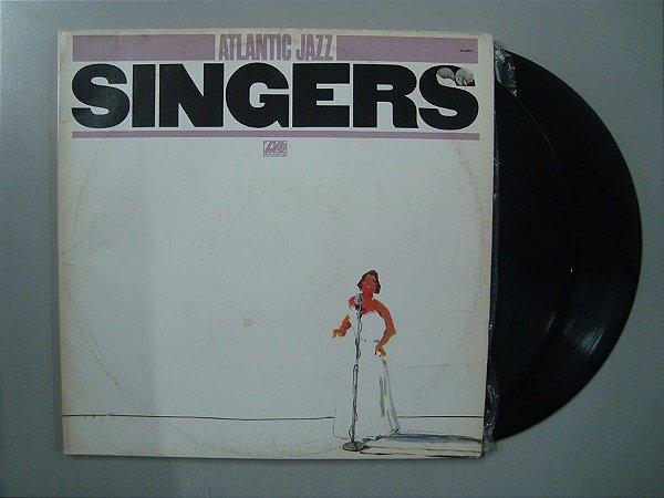 Disco de vinil - Atlantic Jazz Singers