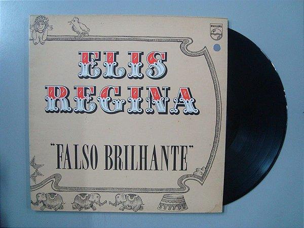 Disco de vinil - Elis Regina - Falso Brilhante