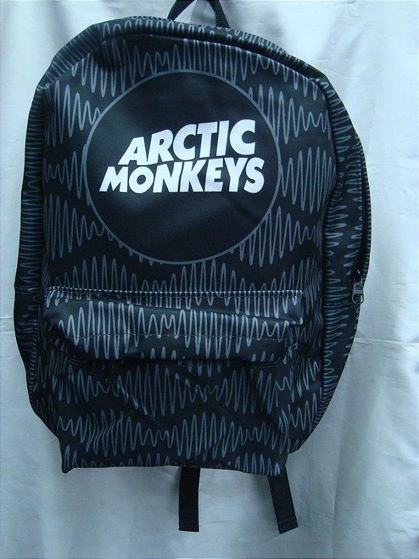 Mochila Escolar - Arctic Monkeys