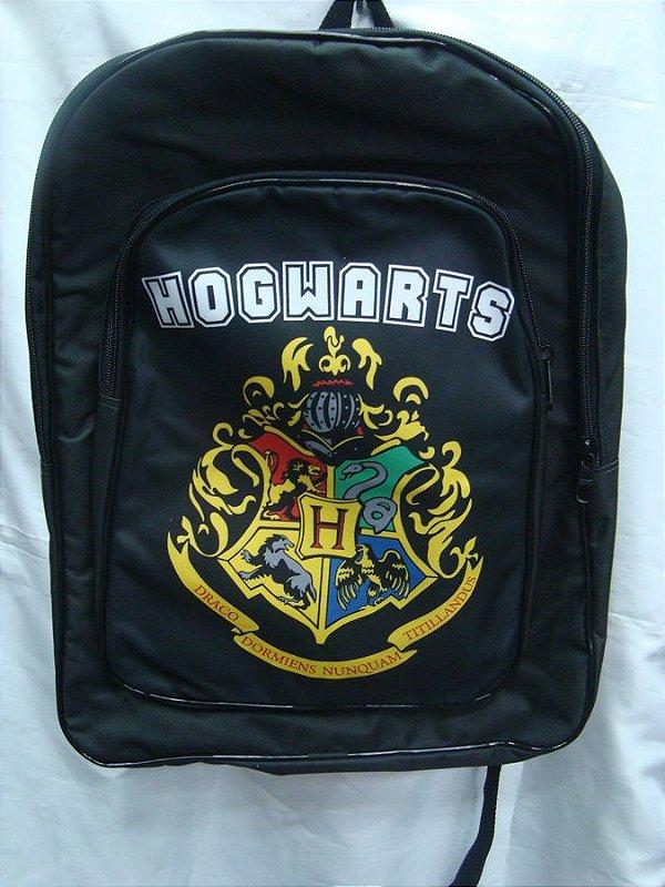 Mochila Escolar - Harry Potter - Hogwarts