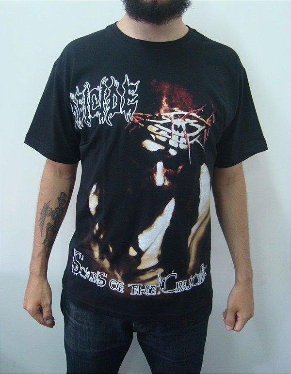 Camiseta Deicide - Scars of the Crucifix