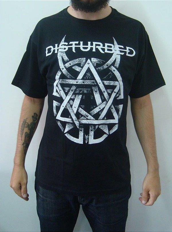 Camiseta Disturbed