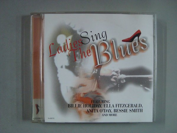 CD Ladies Sing the Blues