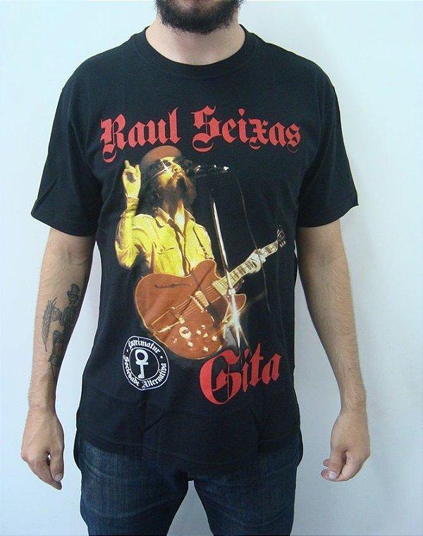 Camiseta Raul Seixas - Gita