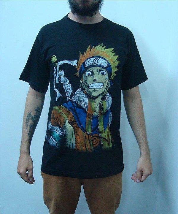 Camiseta - Naruto