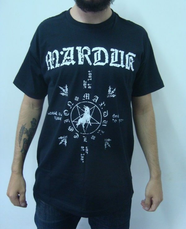 Camiseta Marduk - Frontschwein