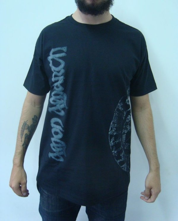 Camiseta - Amon Amarth - Estampa lateral