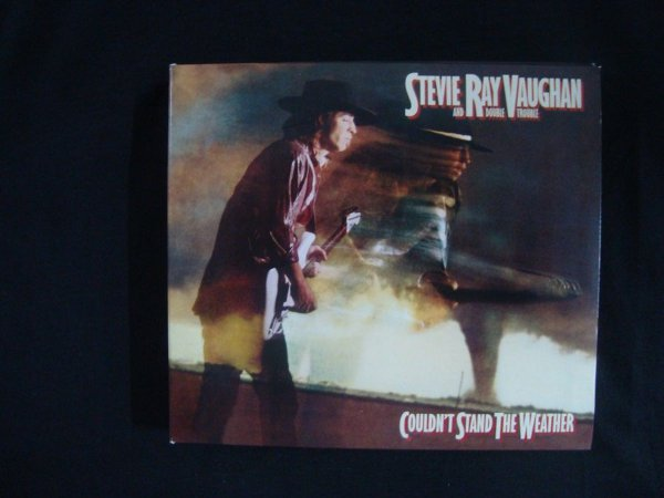 CD Stevie Ray Vaughan and Double Trouble - Couldn't Stand the Weather