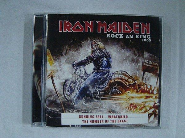 CD Iron Maiden - Rock am Ring - 2005