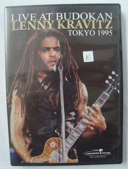 DVD Lenny Kravitz - Live at Budokan - Tokyo 1995