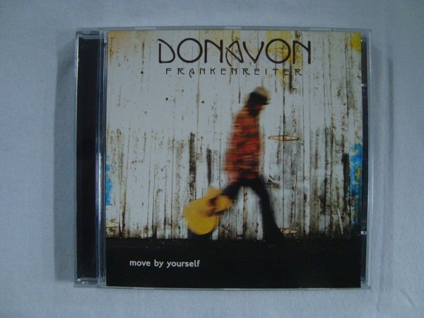 CD Donavon Frankenreiter - Move by yourself