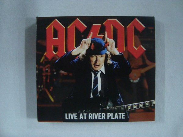 CD AC DC - Live at River Plate - Duplo