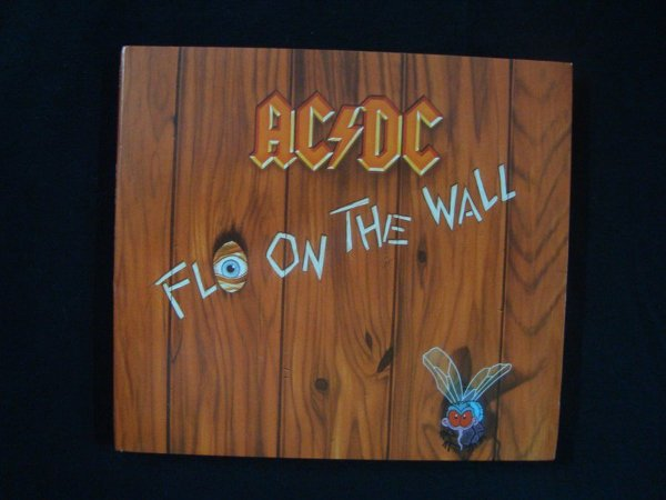 CD AC DC - Fly on the Wall