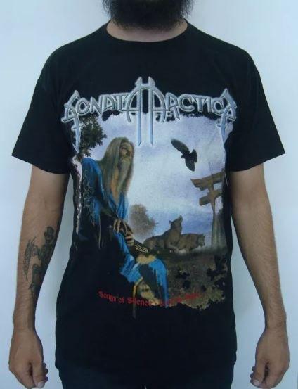 Camiseta Sonata Arctica