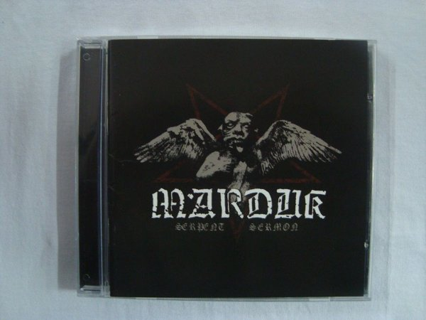 CD Marduk - Serpent Sermon