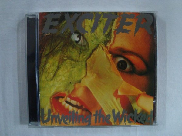 CD Exciter - Unveiling the wicked