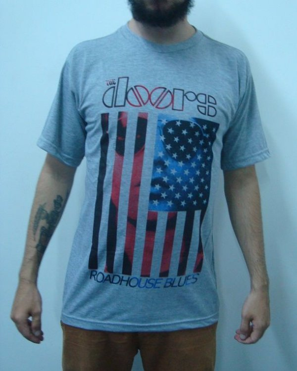 Camiseta The Doors - Roadhouse Blues