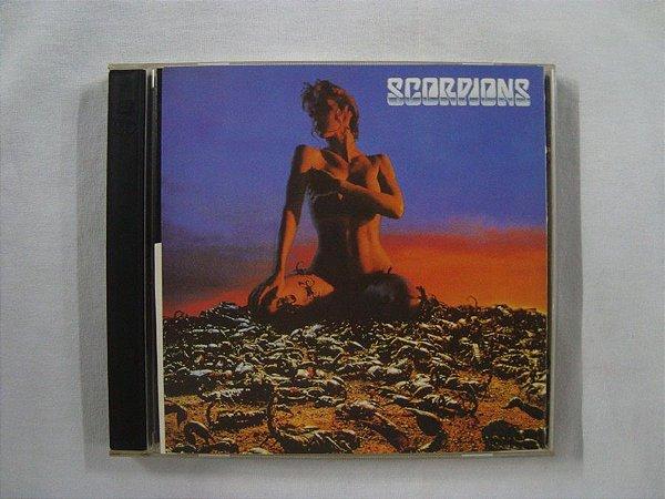 CD Scorpions - Coletânea Millennium - Duplo