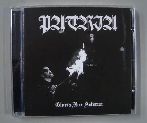 CD Pátria - Gloria nox aeterna