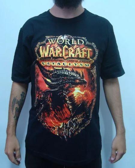 Camiseta World of Warcraft - Cataclysm
