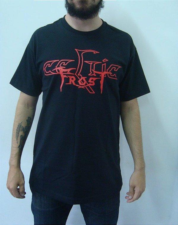 dde994588 Camiseta Celtic Frost - Loja Destroyer