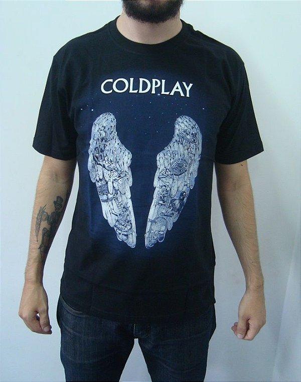 Camiseta Coldplay - Ghost Stories