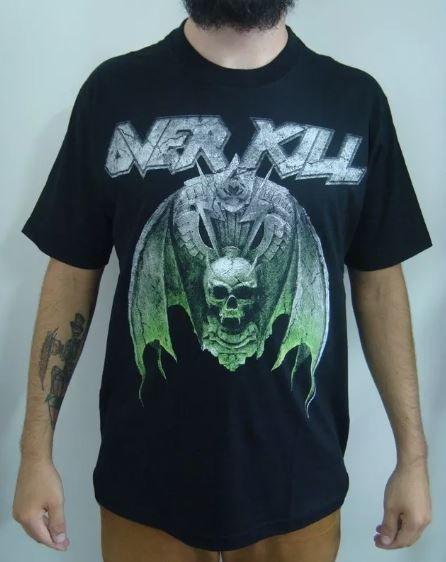 Camiseta Over Kill - White Devil Armory