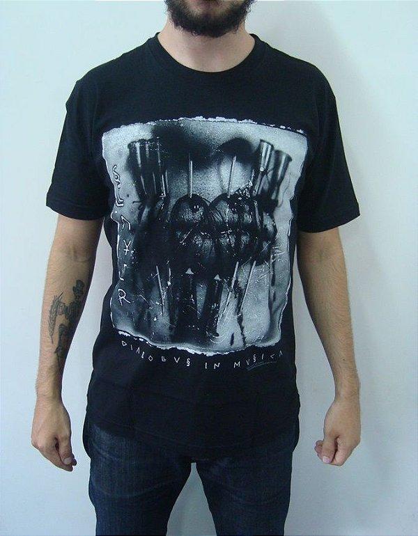 Camiseta Slayer - Diabolus in Musica