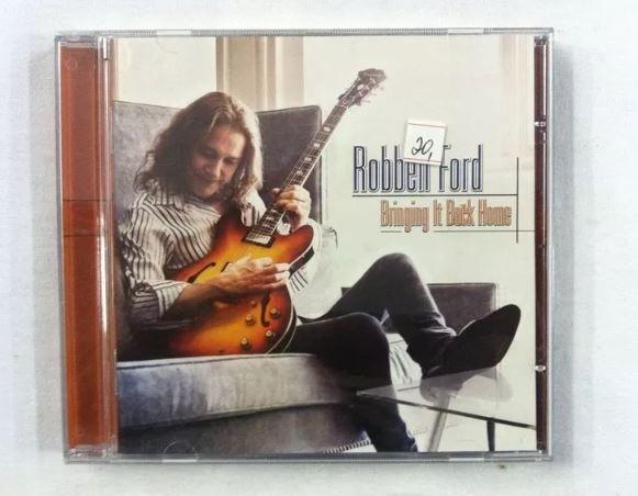 CD Robben Ford - Bringing it back home