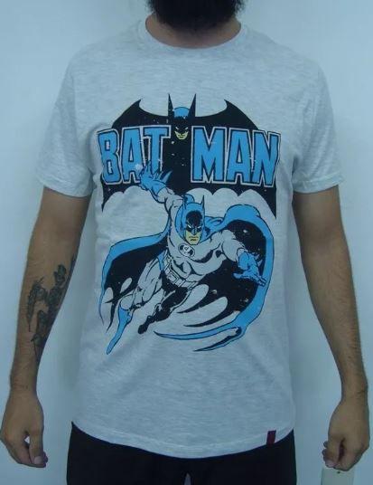 Camiseta Batman Old.