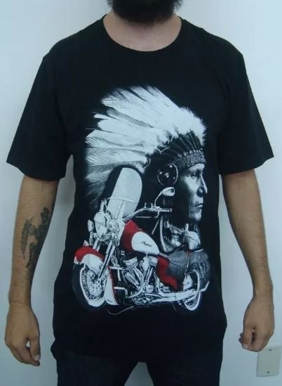 Camiseta Indian Motorcycle