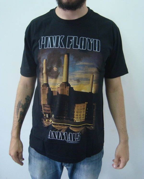 Camiseta Pink Floyd - Animals