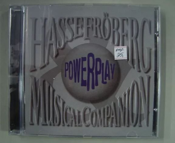 Cd Hasse Froberg Musical Company - Powerplay - Importado