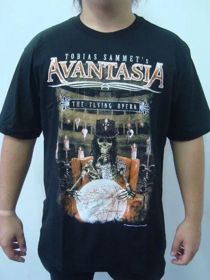 Camiseta Avantasia - The Flying Opera