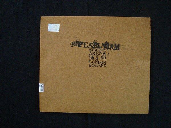 CD Pearl Jam - Wembley Arena 30/05/00 - London England