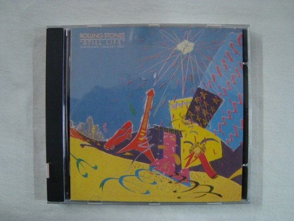 CD The Rolling Stones - Still Life - American Concert 1981