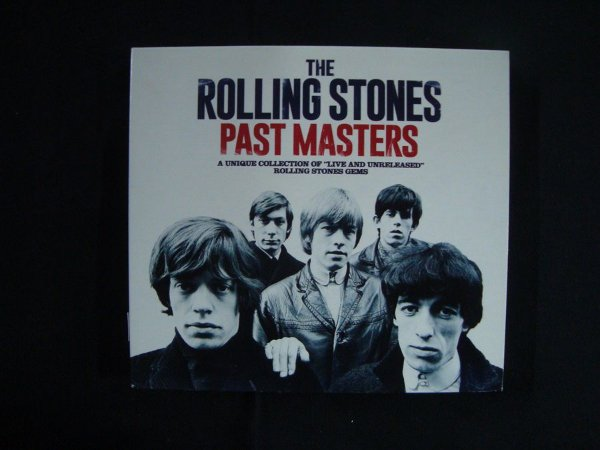 CD The Rolling Stones - Past Masters - Duplo