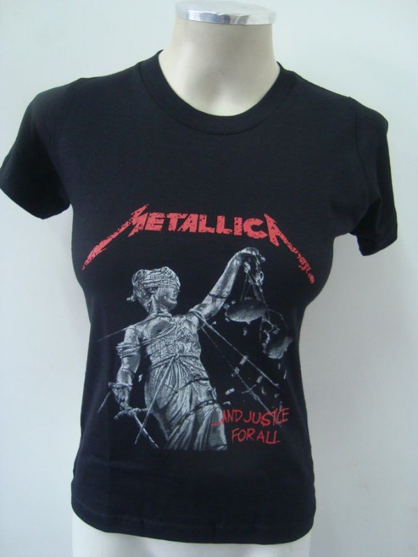 Baby look Metallica - And Justice For All