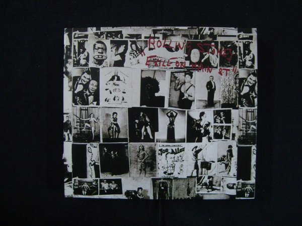 CD The Rolling Stones - Exile on main St - duplo