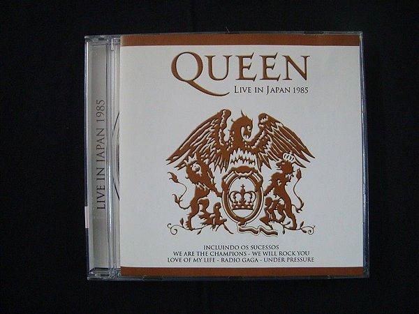 CD Queen - Live in Japan 1985