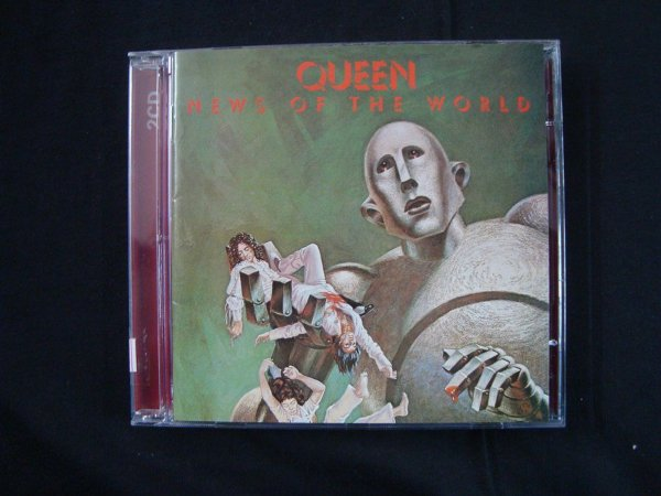 CD Queen - News of the World - duplo