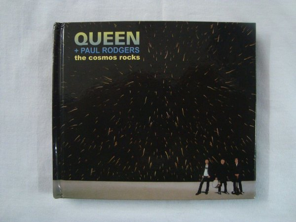 CD Queen + Paul Rodgers - The cosmos rocks - Duplo