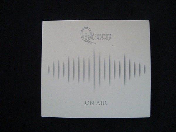 CD Queen - On Air - duplo